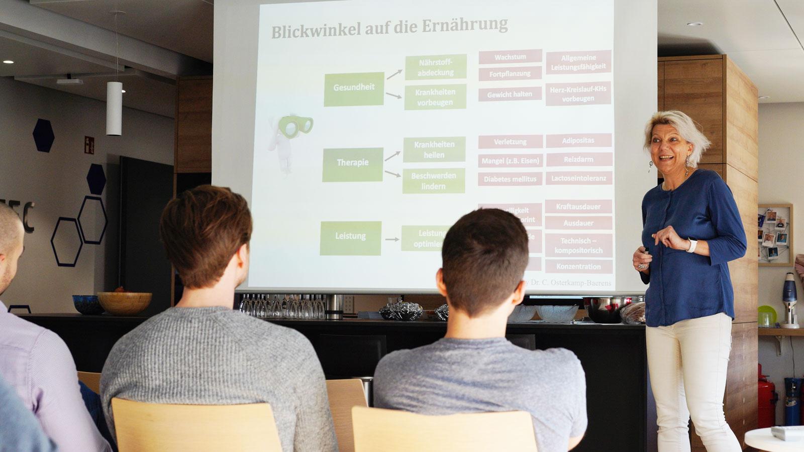 Vorträge und Workshops